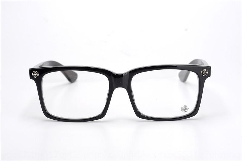 Nuevo marco VAGILANTE de los hombres de placa y marco óptico de la cara grande de las mujeres pueden ser equipados con gafas de la miopía de los vidrios de la miopía
