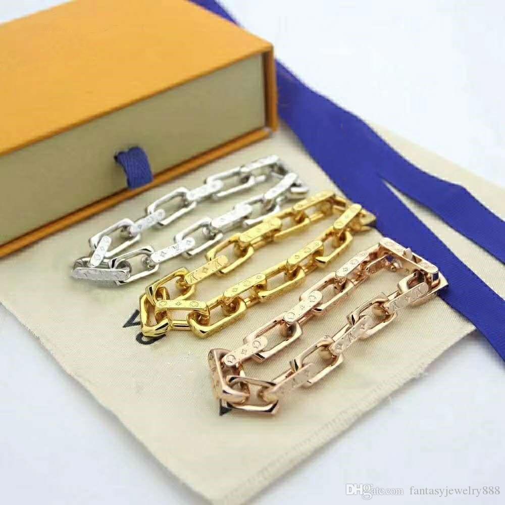 Las mejores mujeres de venta de joyas se apagó cadena de pulseras de diseño diseñador de pulseras