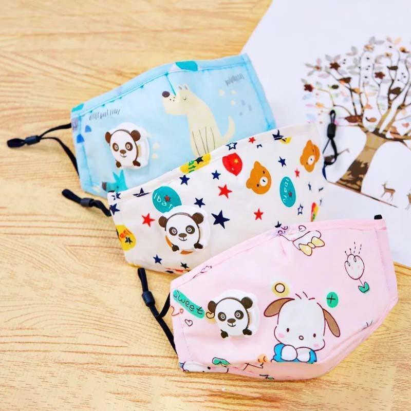 Moda 202005157 Crianças Melhores Qualidade gancho 3-Layer Mask Cotton adultos Máscaras Confortável Designer Abastecimento face Dustproof Pp2006 Yau