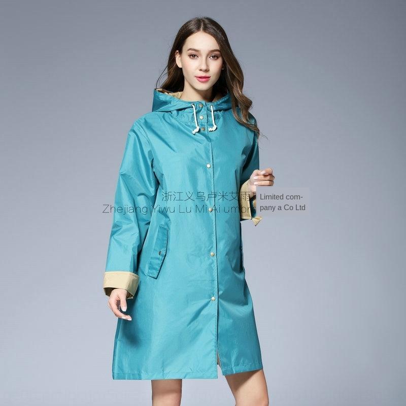 estilo UQGAp GlOwI New japonês coreano bonito chuva leve blusão de moda capa estilo New Japonês respirável lightweigh bonito