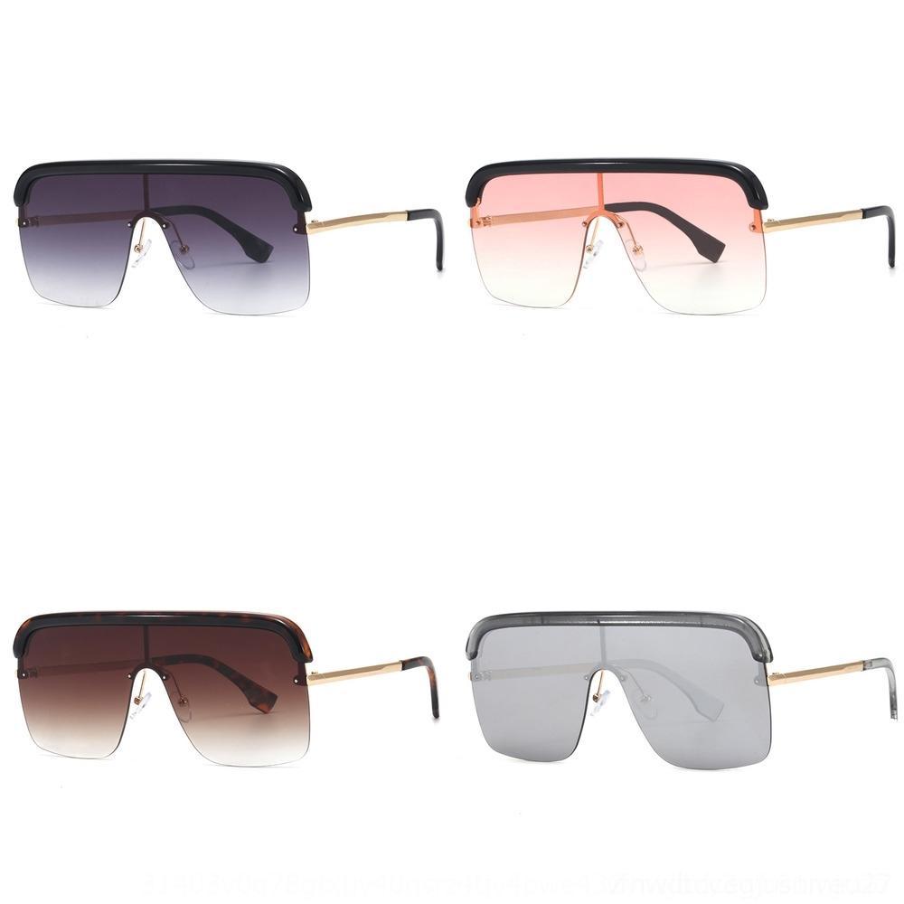 soleil sun2019 lunettes de soleil grand cadre de lunettes de soleil de nouvelles lunettes mode sISWl femmes