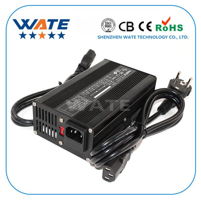 ccessories Parts s 50.4V 4A Charger 12S 44.4V E-Bike Li-ion Battery Smart Charger Lipo/LiMn2O4/LiCoO2 battery Charger Global Certifica...