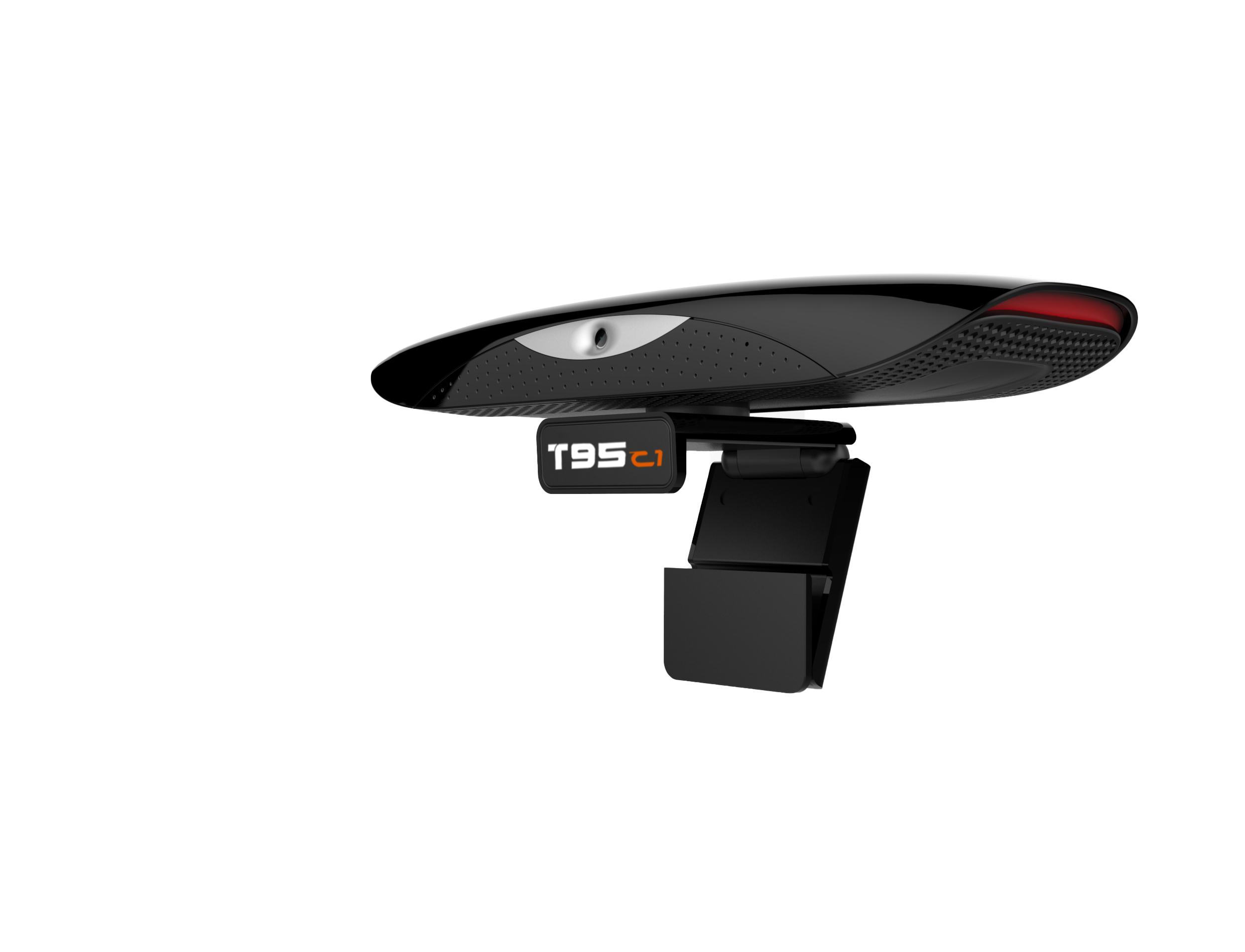 최신 안드로이드 9.0 TV 박스 T95C1 RK3368 옥타 코어 2GB / 16GB 내장 2.4G / 5GWIFIBLUETOOTH 카메라 SW가있는 스마트 미디어 플레이어