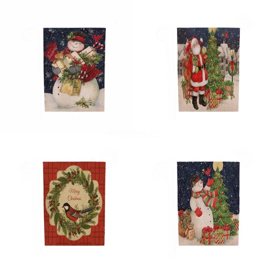 Feliz Natal Xmas decorações do partido Fontes conjunto incluindo balões de suspensão Garland Bandeira Banners Bunting # 796