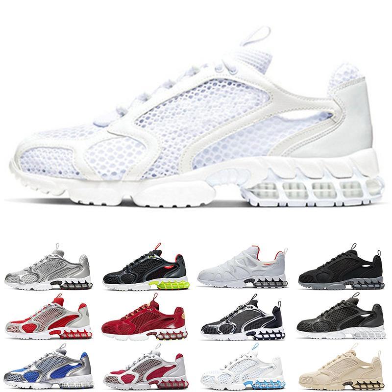 Новейший Увеличить Спиридон иммобилизованного 2 мужских кроссовок женщин тройного белого Varsity Royal охладиться серым дезом Chaussures людей тренерами спортивных кроссовок