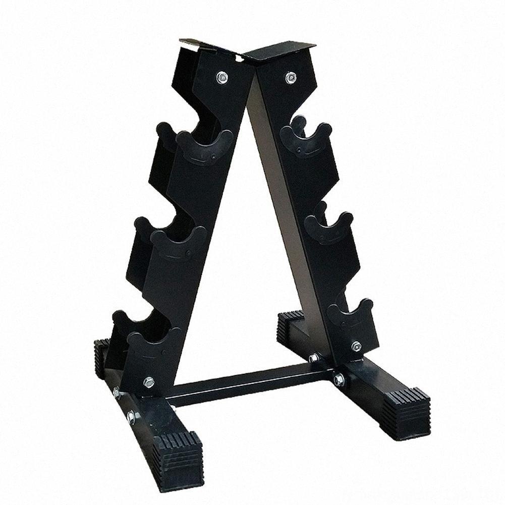 Alaşım Çelik Dumbbell Zayıflama Ana Gym Ekipmanları Spor Spor Spor Aksesuar BXS5 # Raf Dumbbell Depolama Sabit kombinasyonu Malzemeleri Raf