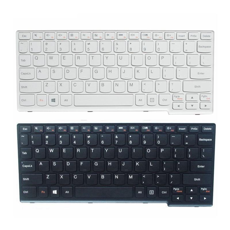 Laptop Ersatztastaturen Tastatur für Lenovo IdeaPad Yoga 11s Yoga11s-IFI YOGA11S-ITH FLEX10G S210 S210G S210T S215 S215T Deutsch US