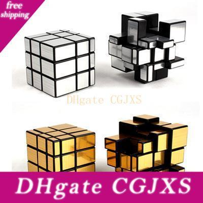 Magic Cube Third -Order Mirror Shaped Children Creative Puzzle Maze Toy Adult Decompression Anti -Pressure Artifact Toys Ty0306