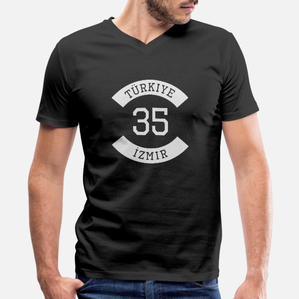 Turkiye 35 T Shirt Men Graphic Cotton S-XXXL Мужская Graphic Casual Summer Unique
