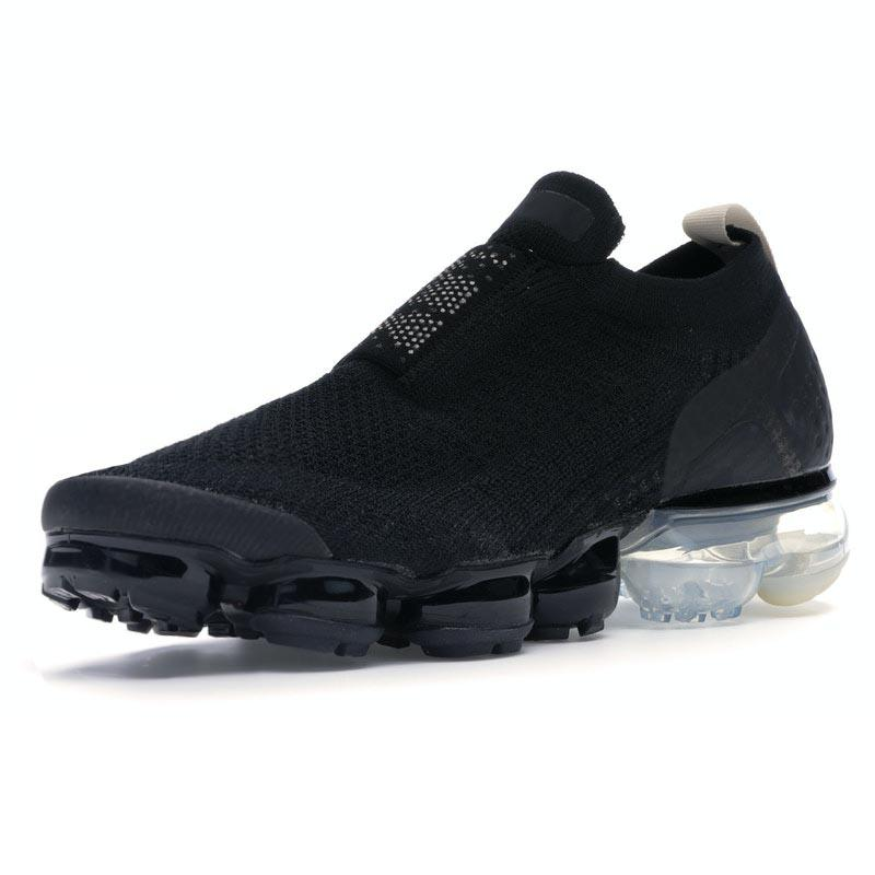 2020 MOC 2 Liberando Mens Lawel Sem Multicolor Triple Black Shoes para Mulheres Moc Sapatos Sneakers Sports Trainers Racer Tênis