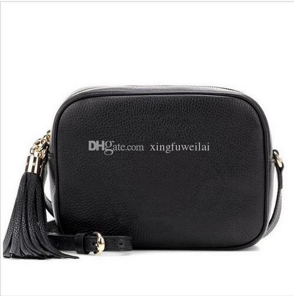Frauen Umhängetasche Soho Taschen Disco Brieftasche Damen Handtaschen Berühmte Crossbody Fransen Messenger Geldbörse Top Qualität