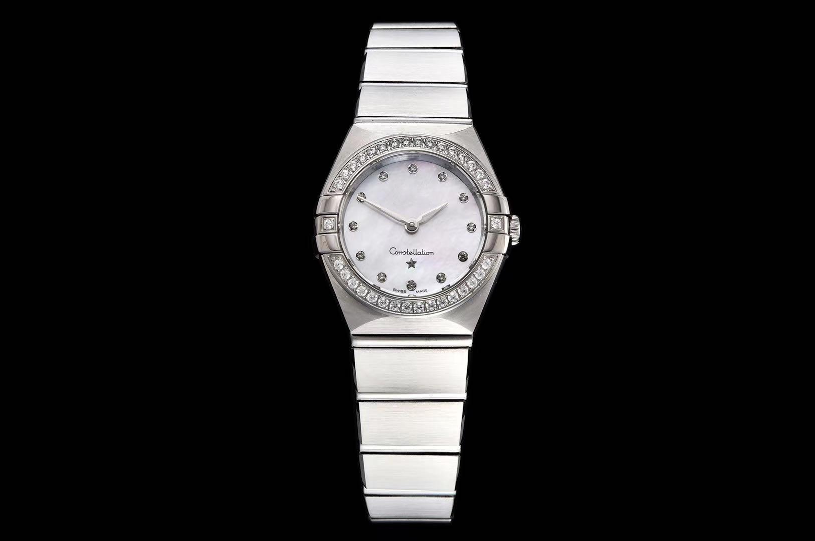 В 2020 годе, яркое небо высокого качества, богиня тот же диаметр размера 25 мм подлинной водонепроницаемый дамы смотреть часы