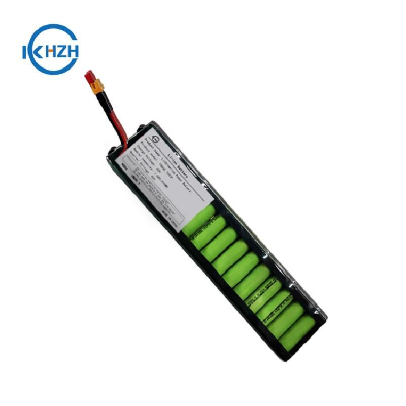 Derin dolaşım lityum piller paketi 36 V 6AH 7.8AH 18650 hücreleri ile 10s3p elektrikli scooter pil