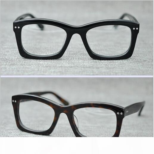 Marca 2017 Marca projeto NEBB eyewear johnny depp óculos de marca de topo Qualidade armação de óculos redondos com seta Rivet
