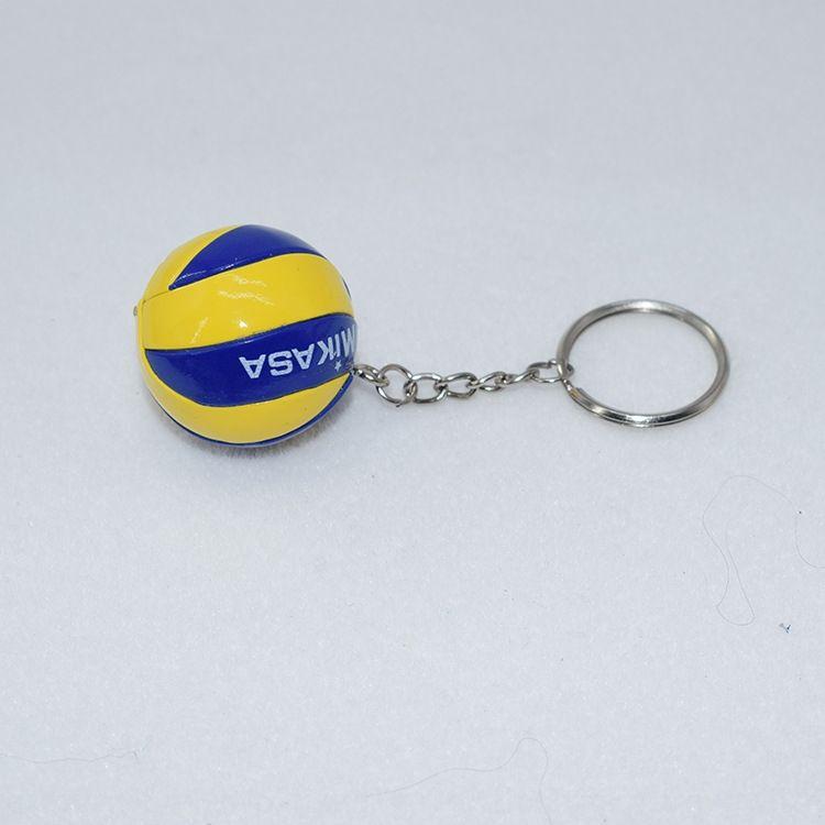 Mikasa Mini волейбольной брелок 3.8 брелок мяч кулон кулон конкурс приз подарок бизнес ПВХ