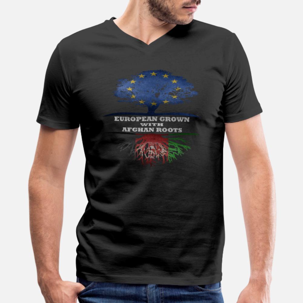 Afganistán hombres de la camiseta de punto 100% algodón de cuello redondo camisa del traje anti-arrugas transpirable verano estilo único