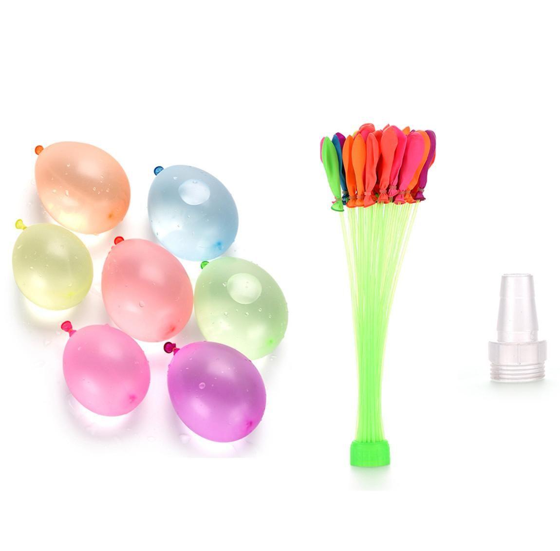 المياه غمرت القنابل البالونات الصيف حزب شاطئ لعبة ماجيك المياه بالون الجدة الكمامة ألعاب للأطفال DHL شحن مجاني 02