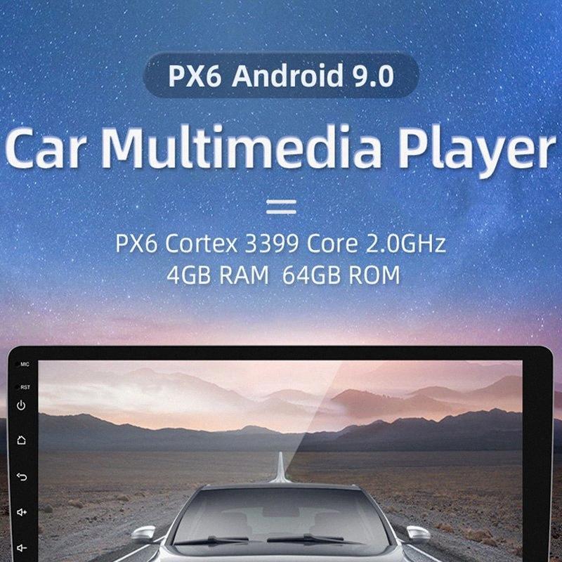 Pantalla completa 2.5D 9 pulgadas para LIANA 2007 2008 2009 2010 2011 2012 2013 radio del GPS de navegación para automóviles de reproductor multimedia Android 9 coche DVD Dual iChZ #