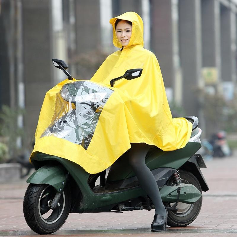wsgtR Nouveau véhicule automobile ciel voiture électrique grand manteau de pluie poncho rentable conception large cordon de serrage ras bord N120electric super haute