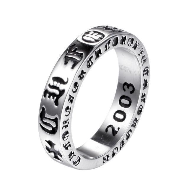 Стерлингового серебра 925 американская Европа Кольца Палец Ювелирные Изделия Ручной Дизайнер Кресты Античное Серебряное Бедро Гудовое кольцо для мужчин