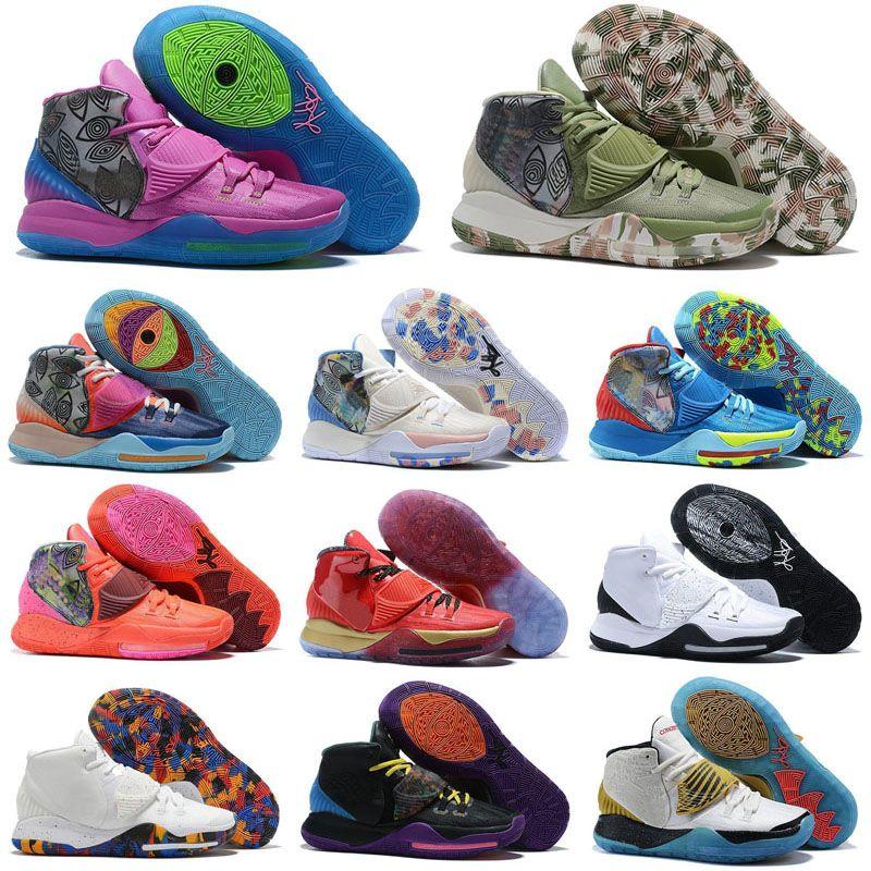 حار السادس 6 نيون كتابات في الهواء الطلق أحذية مبيعات الرجال النساء الأحذية شحن مجاني حجم US4-US12