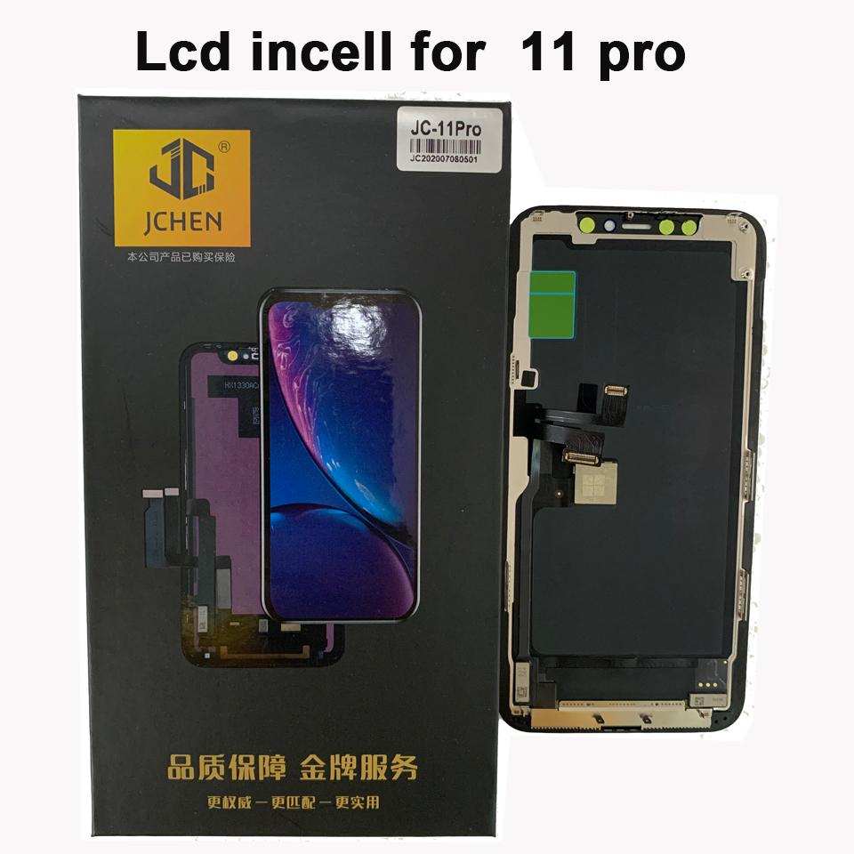 For iPhone 11 Pro LCD Display Touch Screen Digitizer Assembly For iPhone 11Pro Display With 3D Touch Replacement 100% Strictly Tested