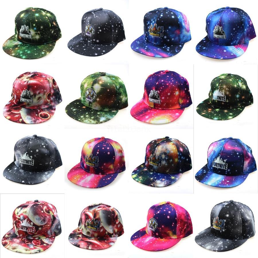 2020 Nueva Xxxtentacion Dreadlocks papá Fortnite Sombrero de Hip Hop informal Snapback Sombreros Fortnite hombres de las mujeres 100% algodón Cap Impreso de béisbol al aire libre # 554