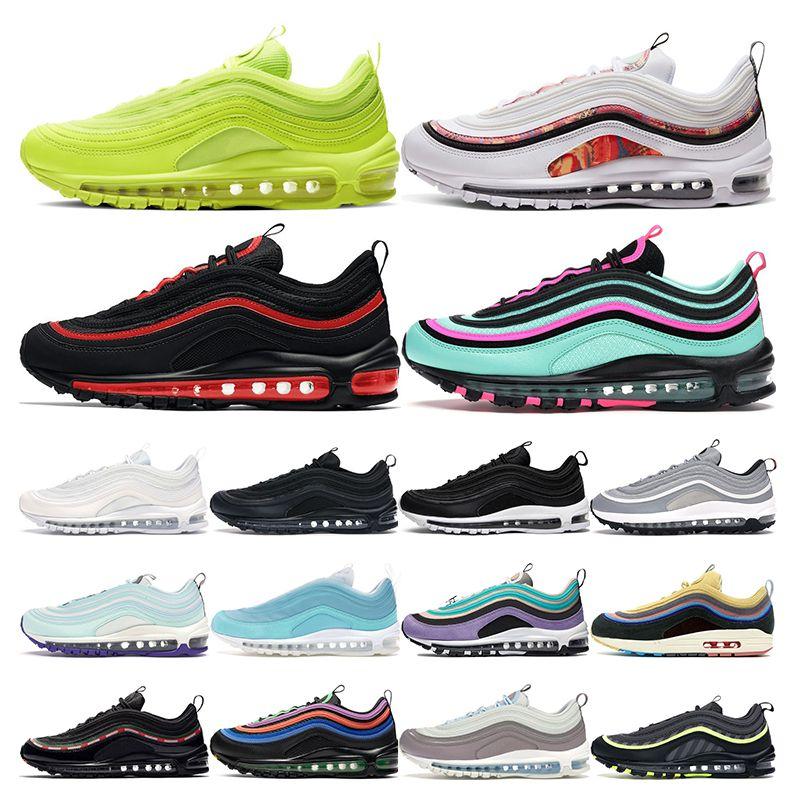 Sneaker Femmes Chaussures de course pour hommes Triple Black Huaraches Baskets Respirables Extérieur Chaussures Taille 36-45