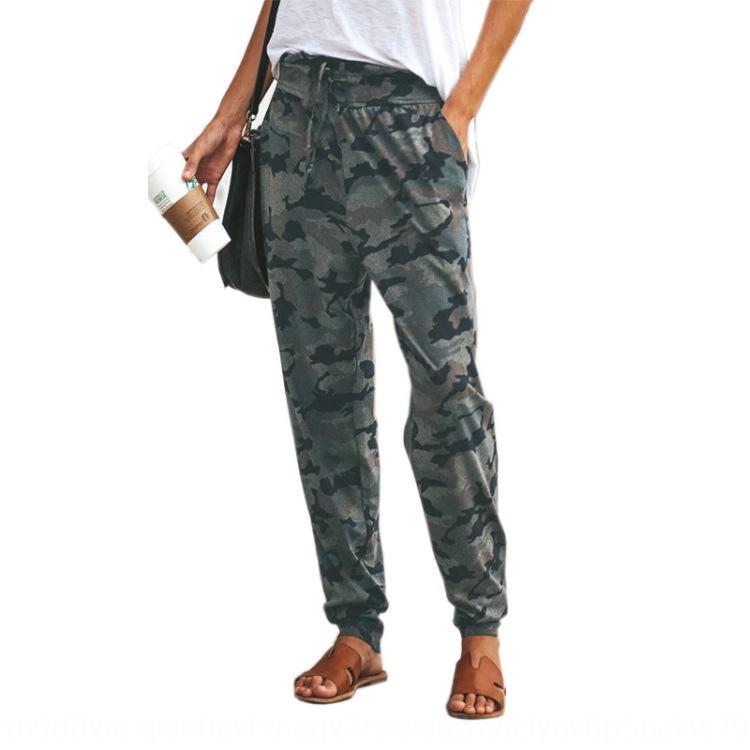 HwGh0 голеностопного камуфляж брюки брюки камуфляж голеностопного свободные брюки потерять случайные случайные брюки