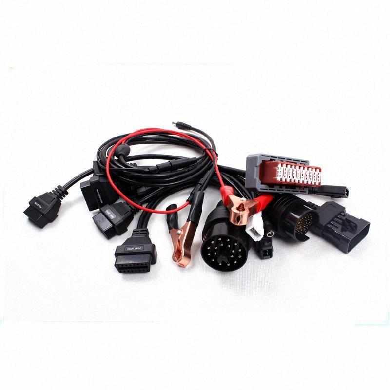 Miglior Cable Car Diagnostic Tool Interface OBD II dispositivo d'esplorazione del cavo OBD2 Cavi completo dell'automobile per Per VD TCS CDP Pro Plus anYg #