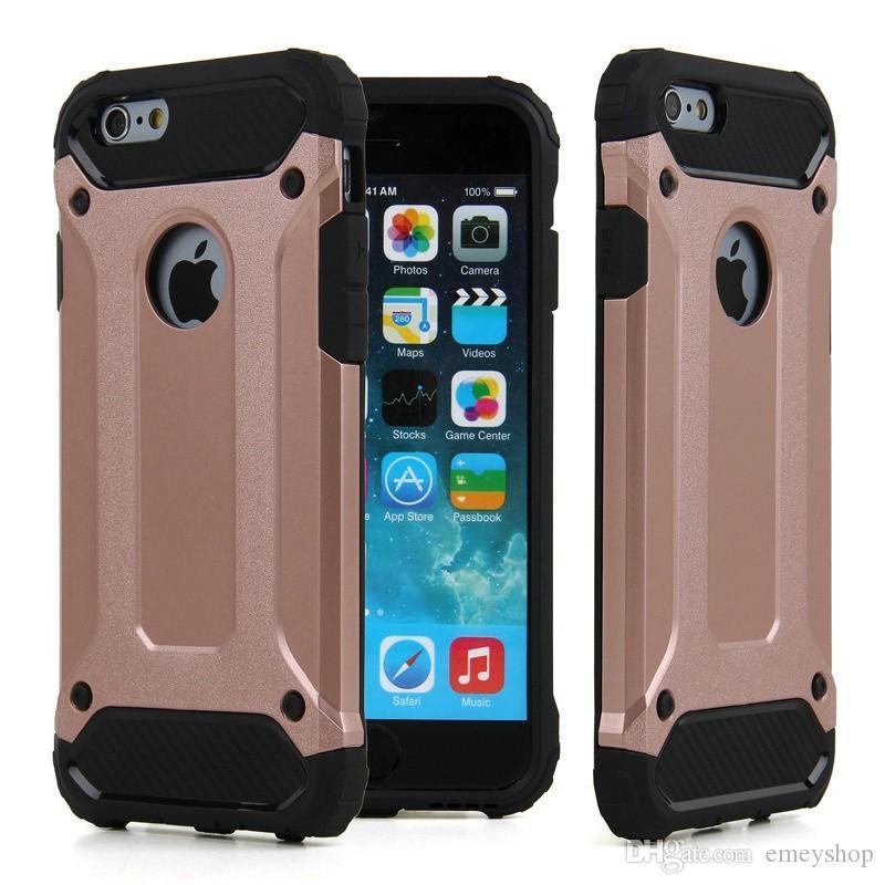 duro caso dupla híbrido resistente armadura camada para iphone 11 pro xs max xr x 8 7 + 6 6s além de cobertura de plástico TPU neo Samsung note8 9 10 S8 s9 s10