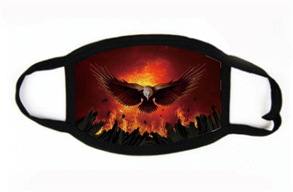 Yetişkin Çocuk Maskeler Bayrak Baskı Yüz # 737 Amerika Büyük Ağız Kapağı tutun 2020 ABD Seçim Maske