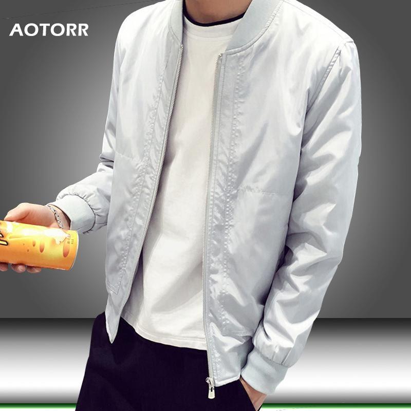 남성 캐주얼 야구 폭격기 재킷 봄 새로운 남성 슬림 맞춤 패션 재킷 스트리트 스포츠웨어 자켓 남성 오토바이 코트 4XL