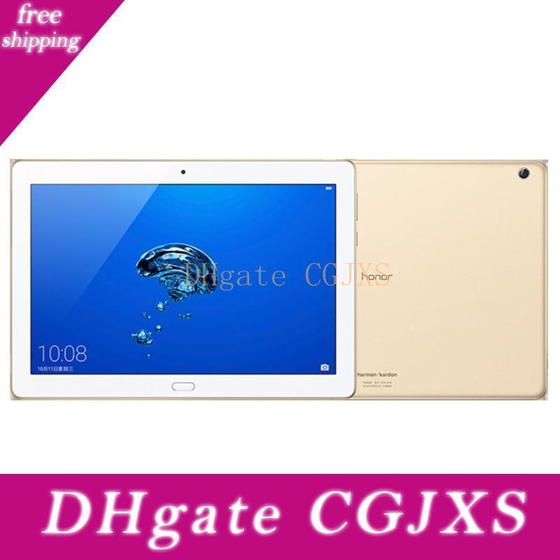 Оригинального Huawei Honor Waterplay планшетного ПК Wifi Lte Версия 4g Ram 64g Rom Kirin 659 окт Ядро Android 10 +0,1-.0mp Fingerprint Id Smart PC