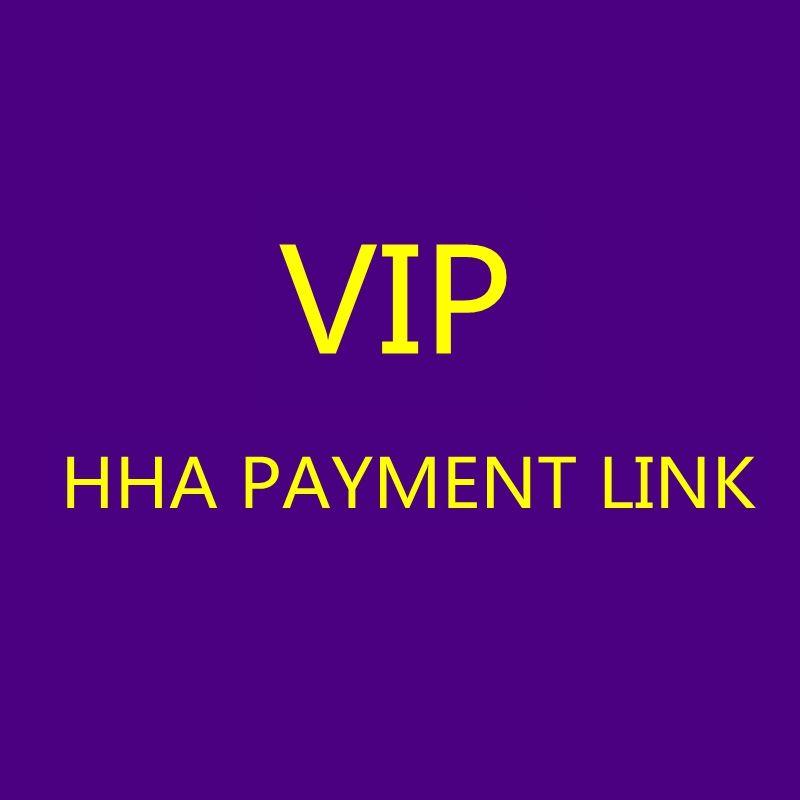 HHA VIP الدفع رابط فقط تستخدم من أجل الدفع النوعي تخصيص البند العلامة التجارية عناصر الدفع سريعة LJJH-VIP