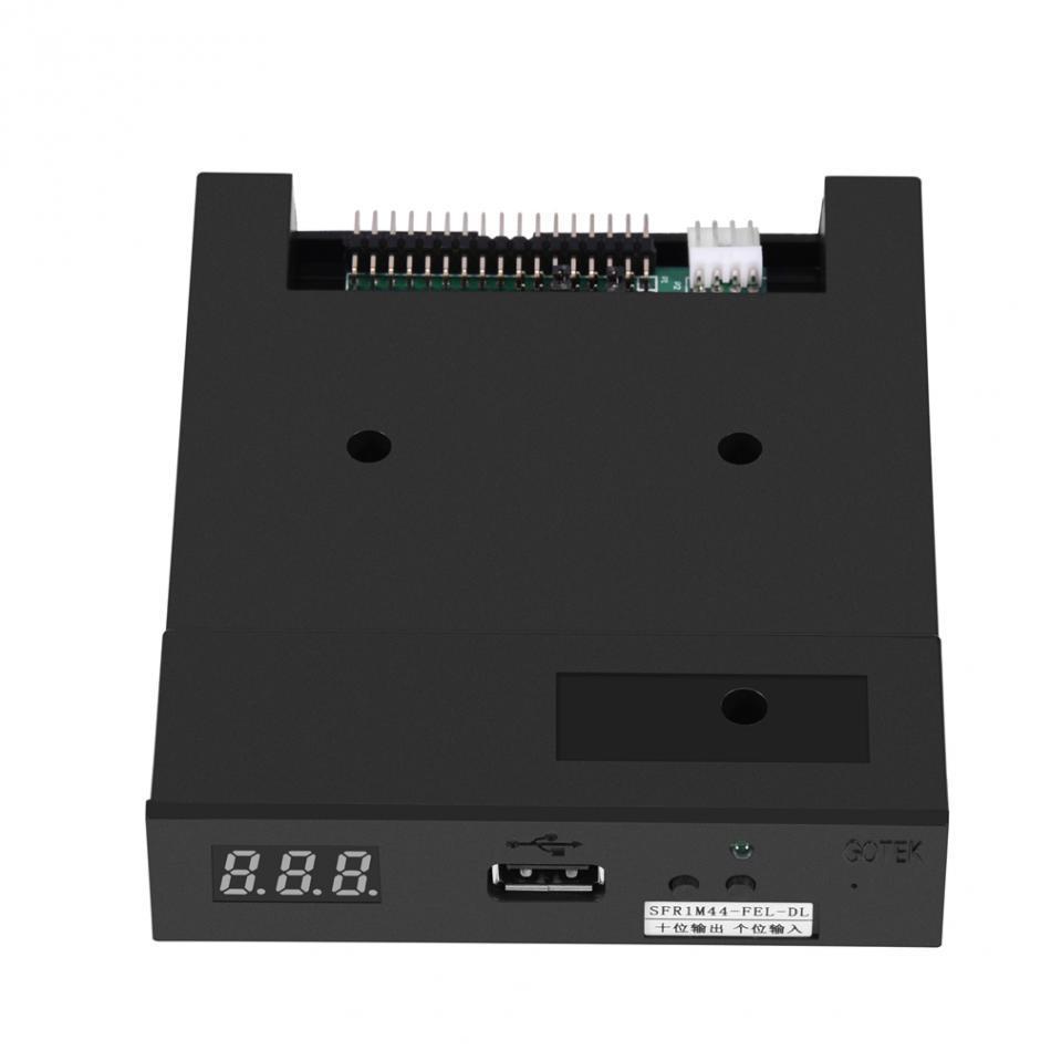 Cgjxs Sfr1m44 -Fel -Dl 3 .5inch 1 .44mb Usb Ssd Floppy Drive Emulator For Musical Keyboard