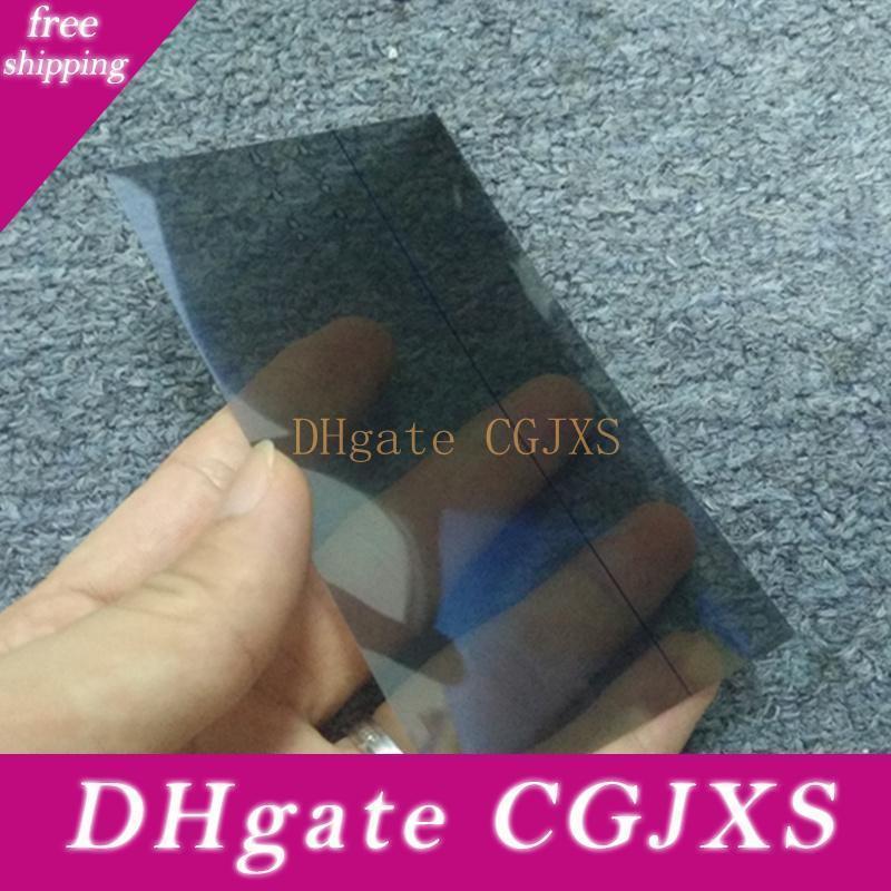 Folhas novo LCD polarizador polarizador Difusor filme para Iphone 7 7 g 7 Plus 7g 4 .7 / 5 .5 100pcs / Lot frete grátis