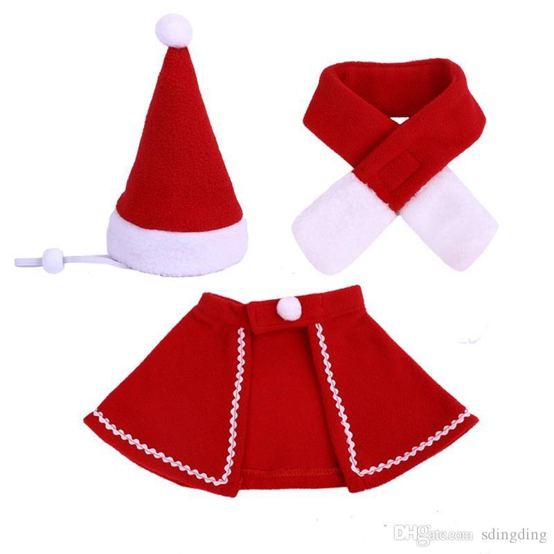 4 Styles d'arbre de Noël Hanging Décor Bonhomme de neige Père Noël en peluche Poupée Pendentif Ornements Parachute Décorations de Noël cadeau