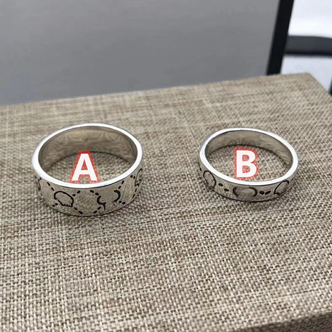 Top Neueste Produkte 925 silberne Ring-Qualitäts-Paar-Ring-Art- und Weisemann-Ring-Schmuck China Bulk-Versorgung