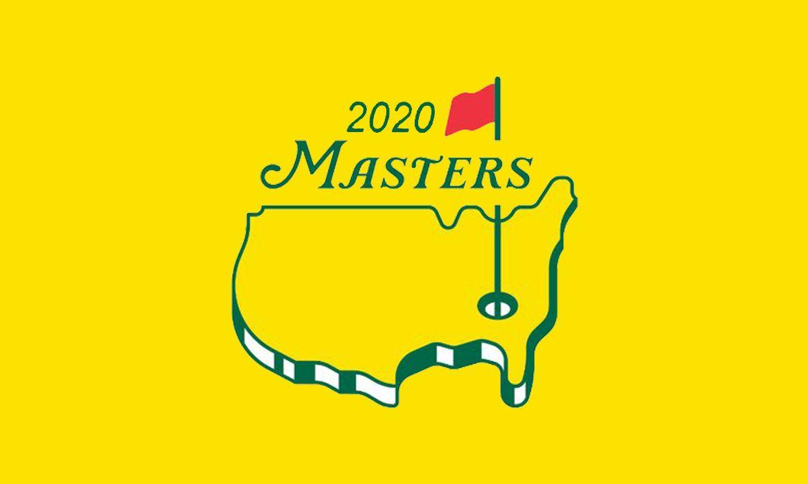 2020 Die US-Masters-Turnier Golf Flag 3x5FT 90x150cm Kundenspezifische Flaggen-Hauptdekor-Polyester-Dekoration