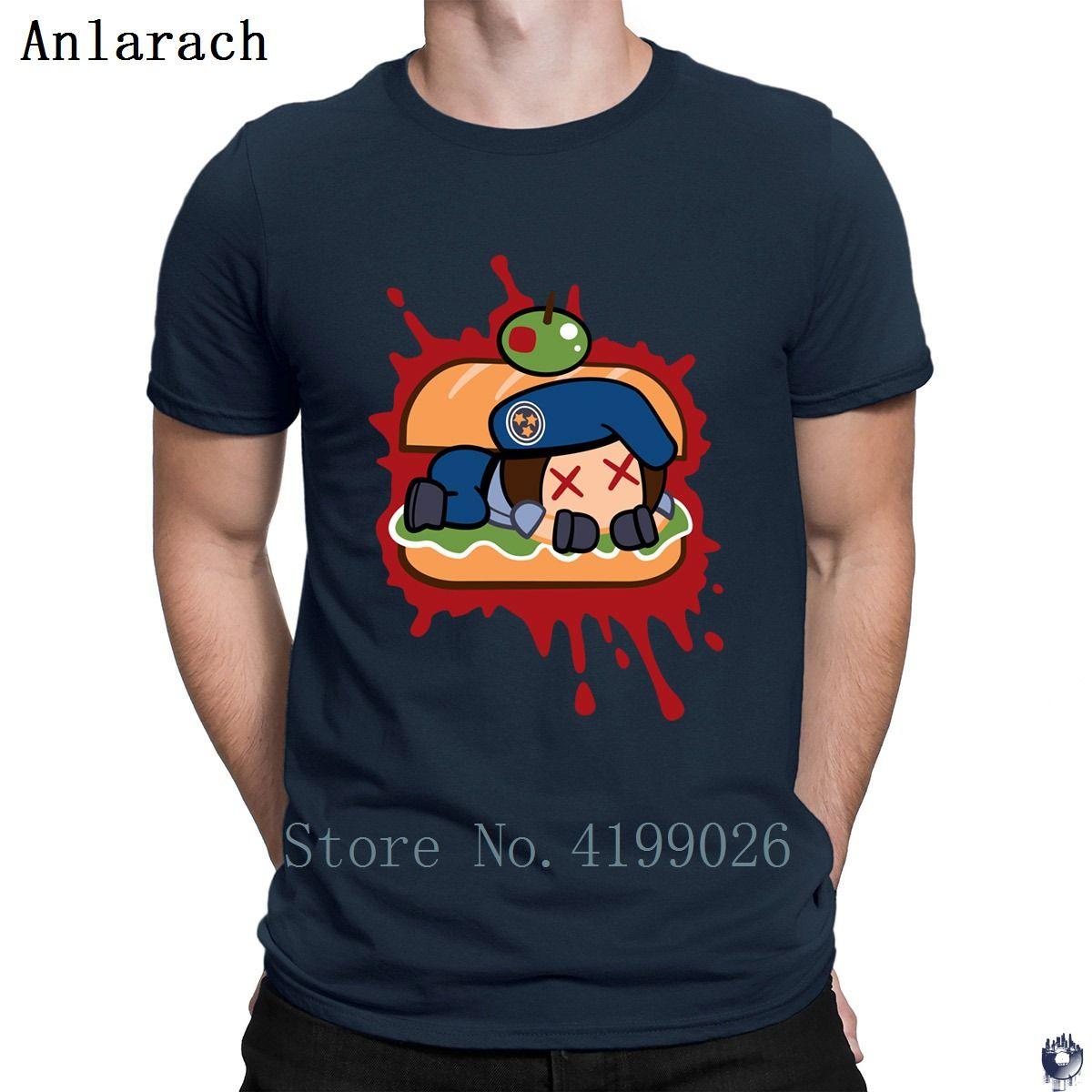 A JILL SANDWICH T Shirts fun printed Comical Crew Neck T Shirts for men Spring Clothes top tee tee shirt Family