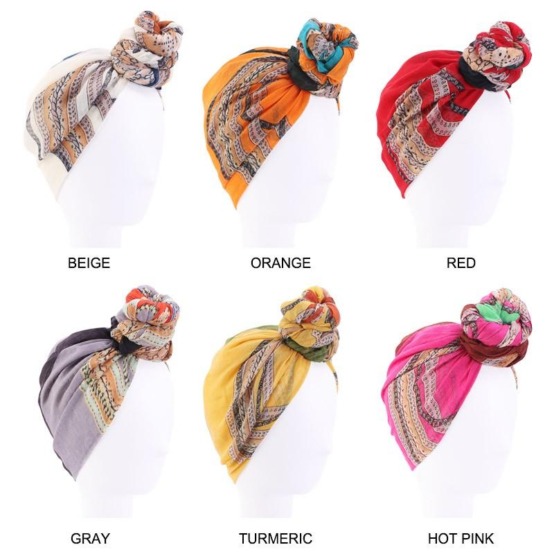Bandanas Turban für Frauen afrikanisch-Kopf-Bindung Bandanas Dame Kopf Schal Blumendekor 2 in 1 Schale 180 * 70 neue Art und Weise Kopfbedeckung