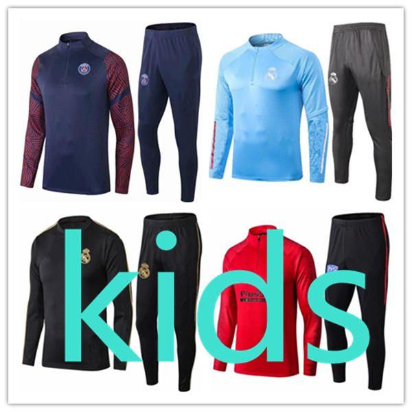 2020 2021 Kids Football Kits 20 21 Tracksuit Baby Tracksuits Enfant Jacket Real Madrid Retro Training Player Version Chandal Fc Barcelona Kit From Psg2020 25 2 Dhgate Com