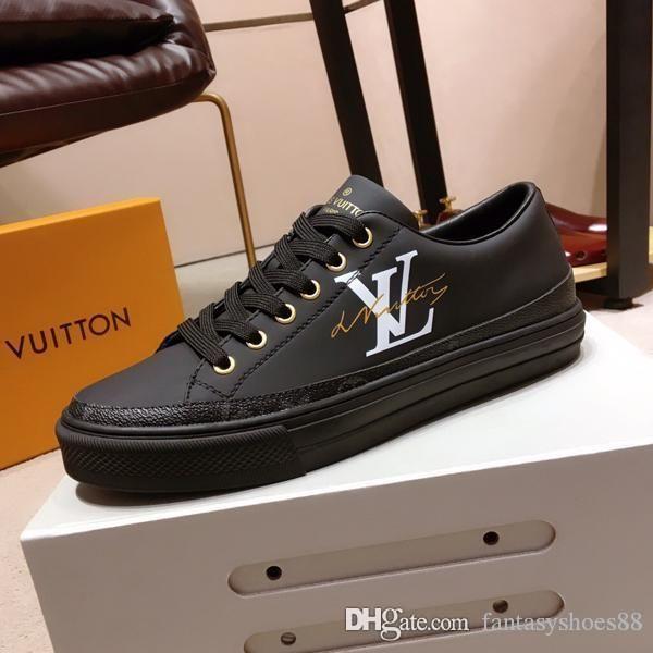 sapatos da moda de luxo reação couro moda tênis preto branco camurça cadeia 2020 dos homens tênis corredor leopardo de neve das mulheres