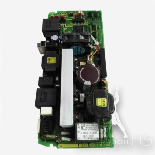 İkinci 1PC FANUC A20B 2100-0760 A20B21000760 tam olarak test edilmiş kalite güvencesi