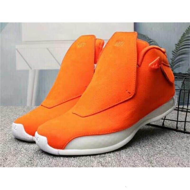 18s-Qualitätmens Toro Rot Grau Blau Gelb Orange Suede 18 Xviii Junge Basketball-Schuh-Designer-Turnschuhe