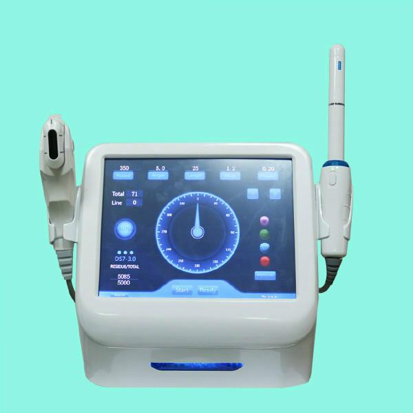 2020 Neueste 2 In 1 HIFU Hautstraffung Hautstraffung Vaginal Rejuvenation hohe Intensität fokussierter Ultraschall HIFU-Maschine