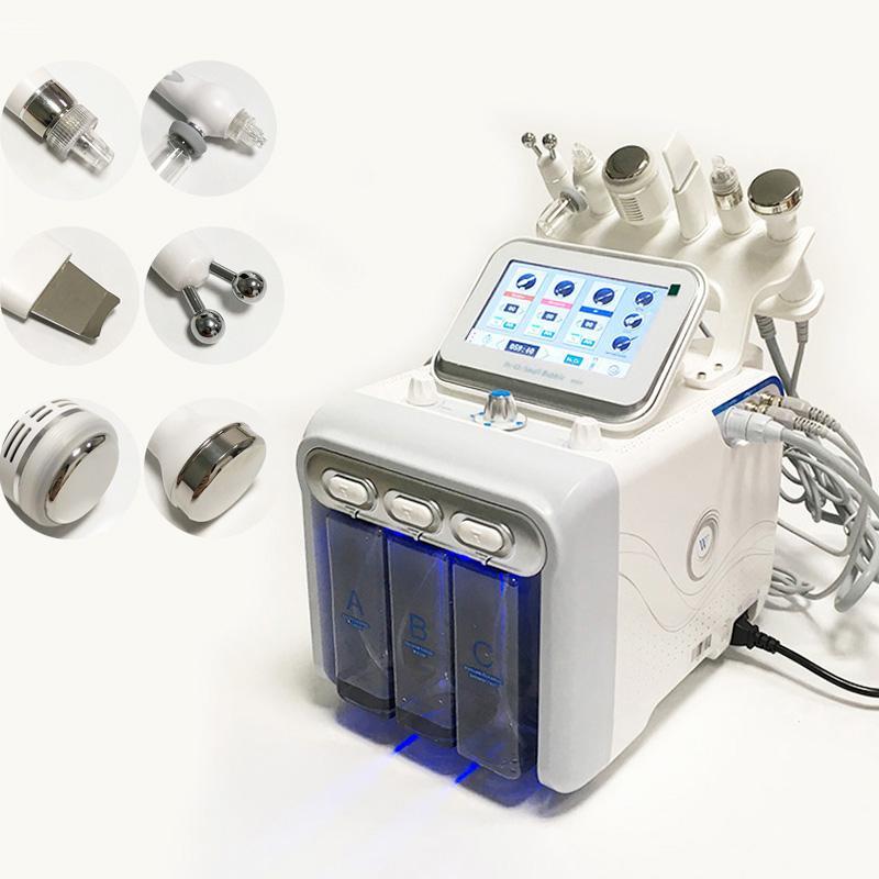 6 في 1 Hydra Machine Machine RF العناية بالبشرة تجديد المجديدات الدوائية