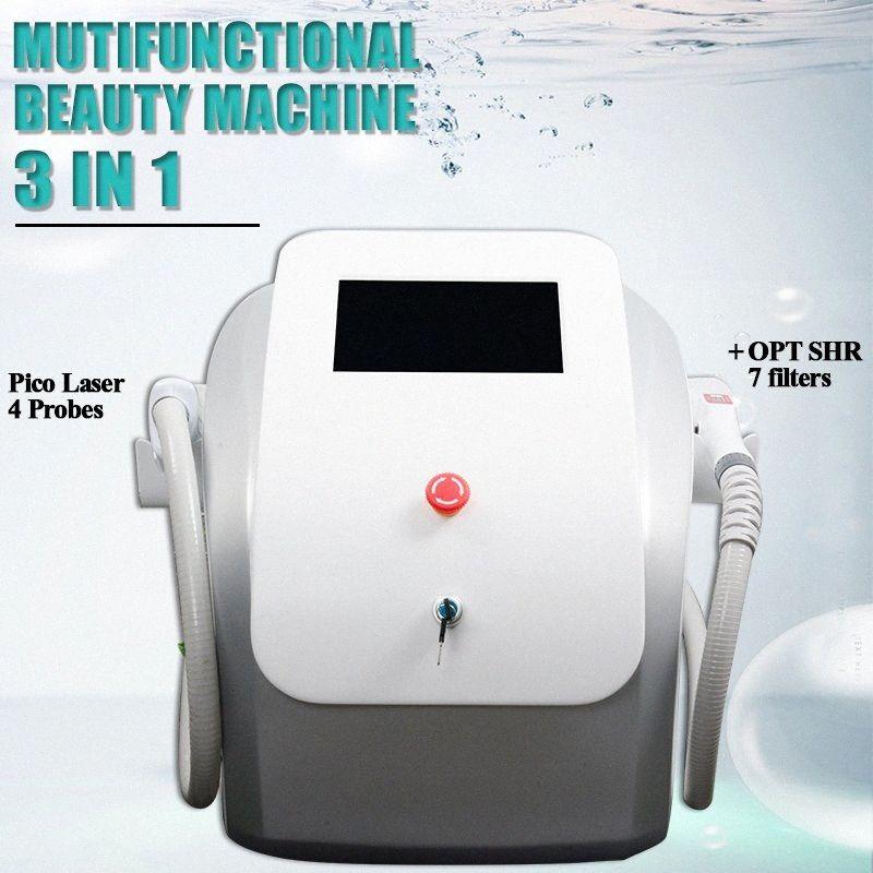 Intense Pulse Light Akne Tedavisi Pikosaniye Lazer Dövme Silme Makinası Lazer Makineleri İçin Dövme Silme Epilasyon IPL Makine s7jD #