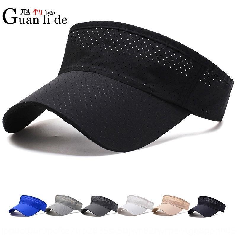 wcJT4 новый шляпу hatwomen напольные корейски шлема весной и летом мужские и все соответствуют случайной воздуха крышке пробивка дышащих быстросохнущей колпачок